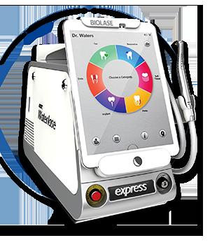 Waterlase Express dentalni laser za sva tkiva