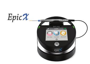 diodni laser za meka tkiva Epic X